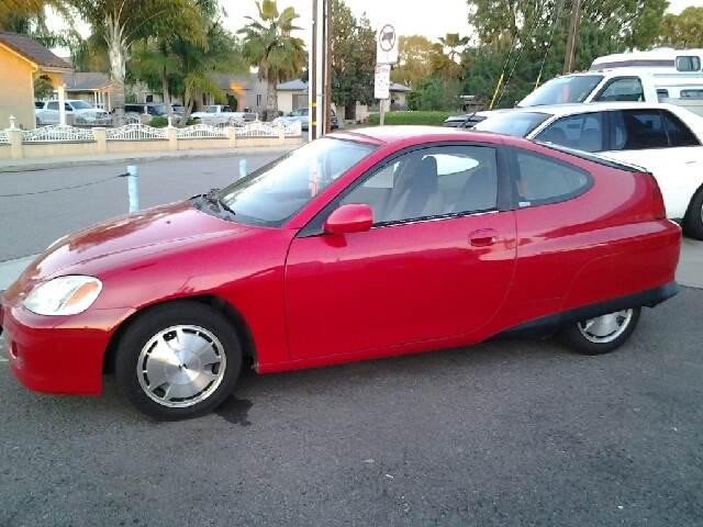 2000 Honda Insight for sale at S & S Auto Sales in La  Habra CA