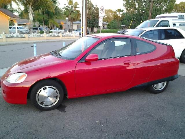 2000 Honda Insight for sale at S & S Auto Sales in La  Habra CA