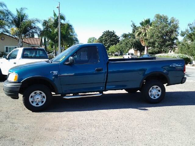 2001 Ford F-150 for sale at S & S Auto Sales in La  Habra CA