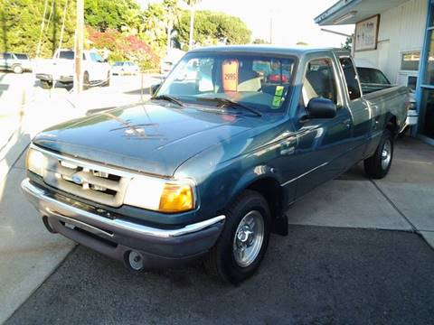 1996 Ford Ranger for sale at S & S Auto Sales in La  Habra CA