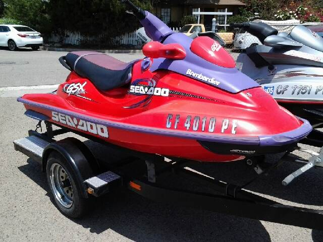 1998 Sea-Doo GSX for sale at S & S Auto Sales in La  Habra CA
