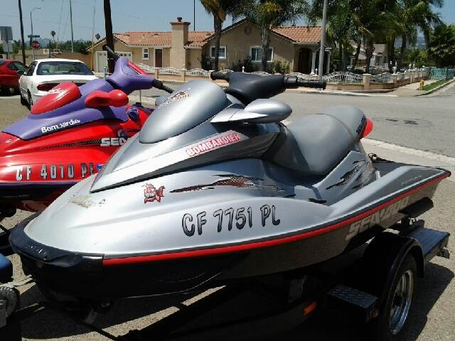 2000 Sea-Doo Millenium Edition for sale at S & S Auto Sales in La  Habra CA