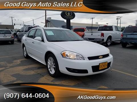 2013 Chevrolet Impala for sale in Anchorage, AK