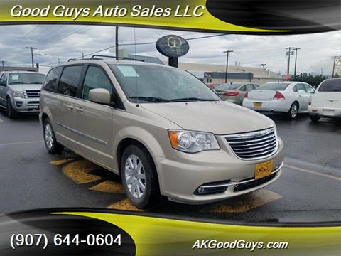 2013 Chrysler Town and Country for sale in Anchorage, AK