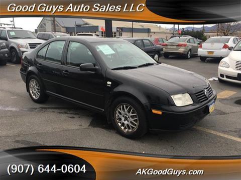 2001 Volkswagen Jetta for sale in Anchorage, AK