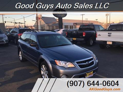 2009 Subaru Outback for sale in Anchorage, AK
