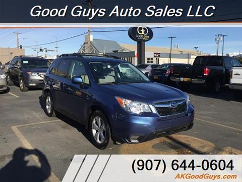 2015 Subaru Forester for sale in Anchorage, AK