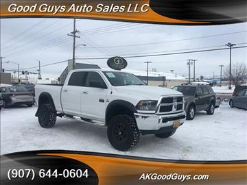 2012 RAM Ram Pickup 2500 for sale in Anchorage, AK