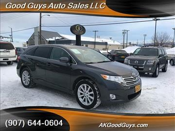 2010 Toyota Venza for sale in Anchorage, AK
