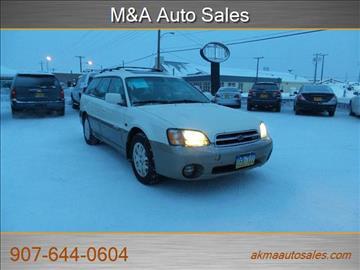 2002 Subaru Outback for sale in Anchorage, AK