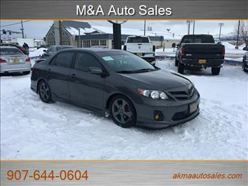 2012 Toyota Corolla for sale in Anchorage, AK