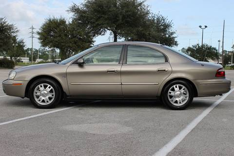 2004 Mercury Sable for sale in Jacksonville, FL