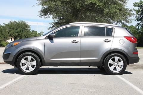 2012 Kia Sportage for sale in Jacksonville, FL