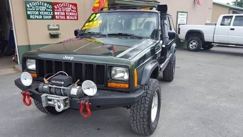 1997 Jeep Cherokee for sale in Hudson Falls, NY