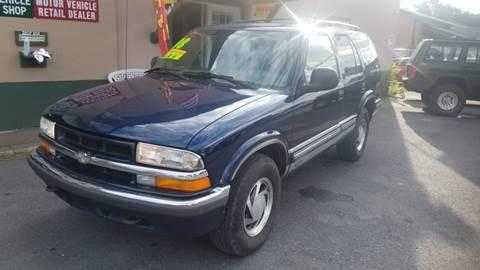 1998 Chevrolet Blazer for sale in Hudson Falls, NY