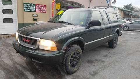 2003 GMC Sonoma for sale in Hudson Falls, NY