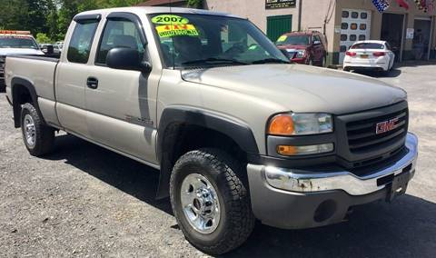 2007 GMC Sierra 2500HD Classic for sale in Hudson Falls, NY