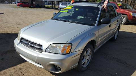 2006 Subaru Baja for sale in Hudson Falls, NY