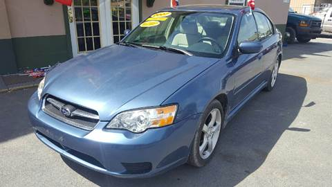 2007 Subaru Legacy for sale in Hudson Falls, NY