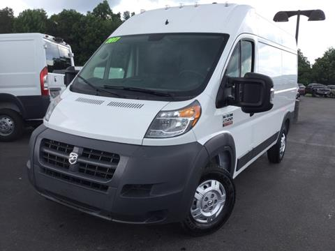 2017 RAM ProMaster Cargo for sale in Penn Yan NY
