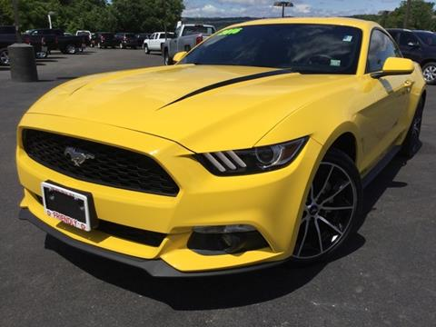 2016 Ford Mustang for sale in Penn Yan NY