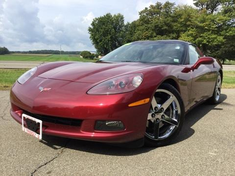 2007 Chevrolet Corvette for sale in Penn Yan, NY