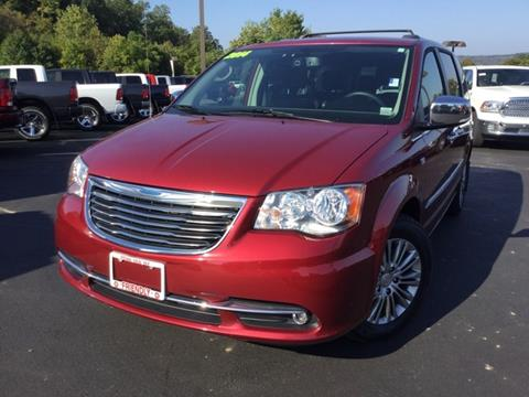2014 Chrysler Town and Country for sale in Penn Yan NY