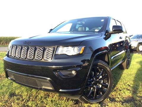 2018 Jeep Grand Cherokee for sale in Penn Yan NY
