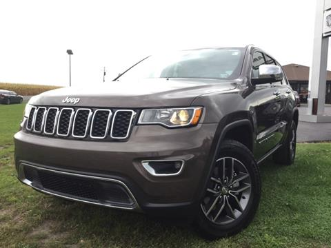 2018 Jeep Grand Cherokee for sale in Penn Yan, NY