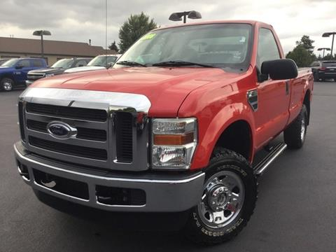 2008 Ford F-250 Super Duty for sale in Penn Yan NY