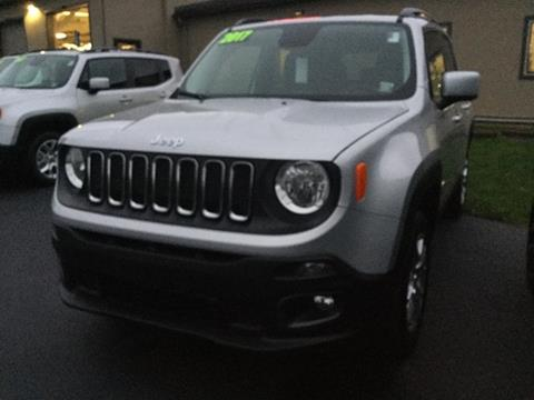 2017 Jeep Renegade for sale in Penn Yan NY