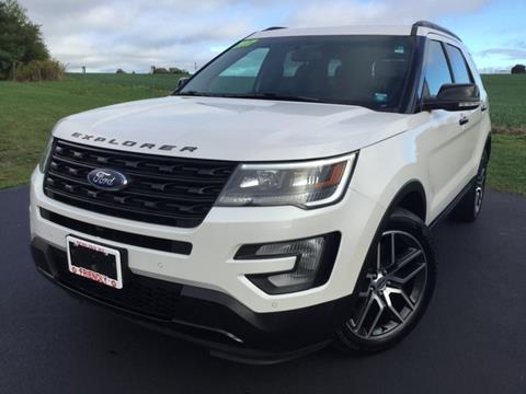 2017 Ford Explorer for sale in Penn Yan, NY