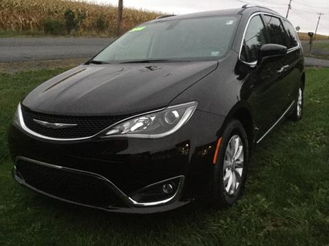 2018 Chrysler Pacifica for sale in Penn Yan, NY