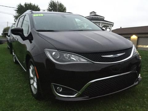 2018 Chrysler Pacifica for sale in Penn Yan NY