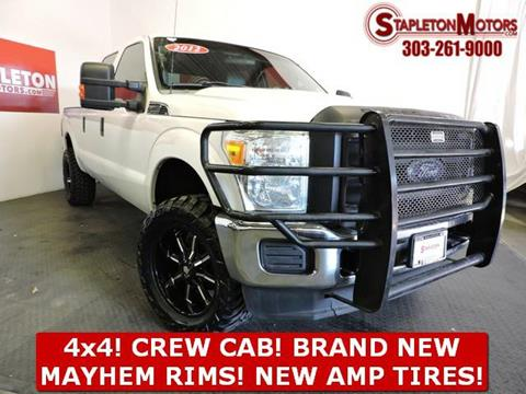 2012 Ford F-250 Super Duty for sale in Commerce City, CO