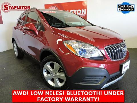 2015 Buick Encore for sale in Commerce City, CO