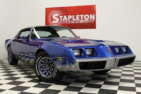 1979 Pontiac Firebird for sale in Commerce City, CO