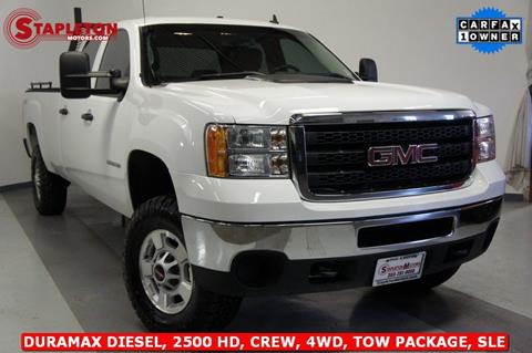 2014 GMC Sierra 2500HD for sale in Commerce City, CO