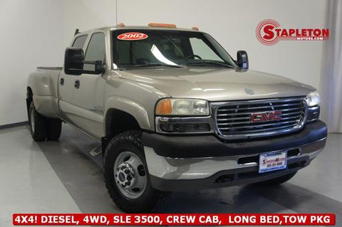 2002 GMC Sierra 3500 for sale in Commerce City, CO