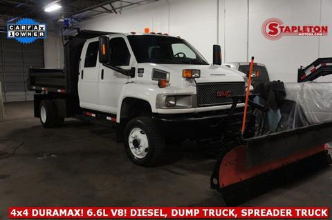 2006 GMC C5500 for sale in Commerce City, CO