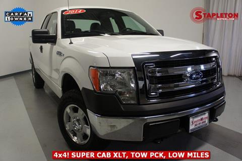 2014 Ford F-150 for sale in Commerce City, CO