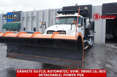 2009 Mack Granite for sale in Commerce City, CO