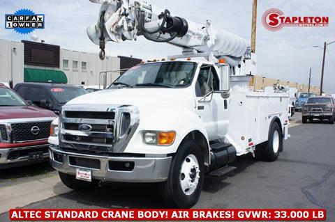 2008 Ford F-750 Super Duty for sale in Commerce City, CO