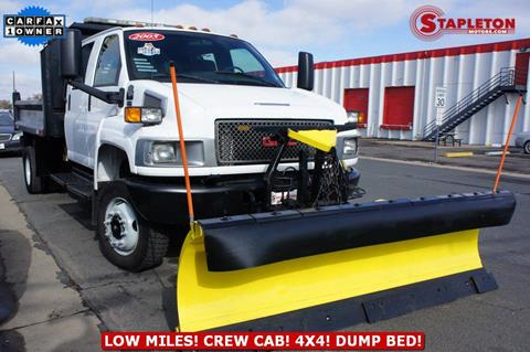 2005 GMC C5500 for sale in Commerce City, CO