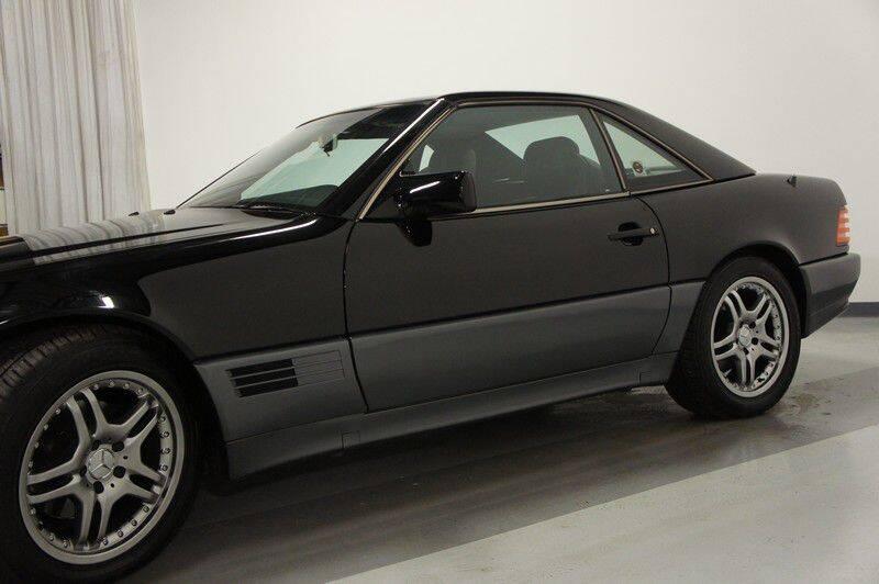 1991 Mercedes-Benz 300-Class 300 SL (image 6)