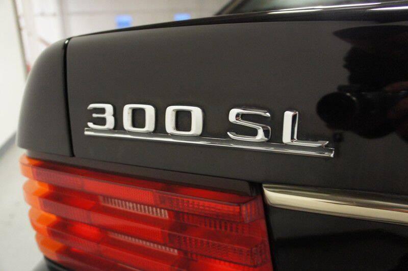 1991 Mercedes-Benz 300-Class 300 SL (image 35)