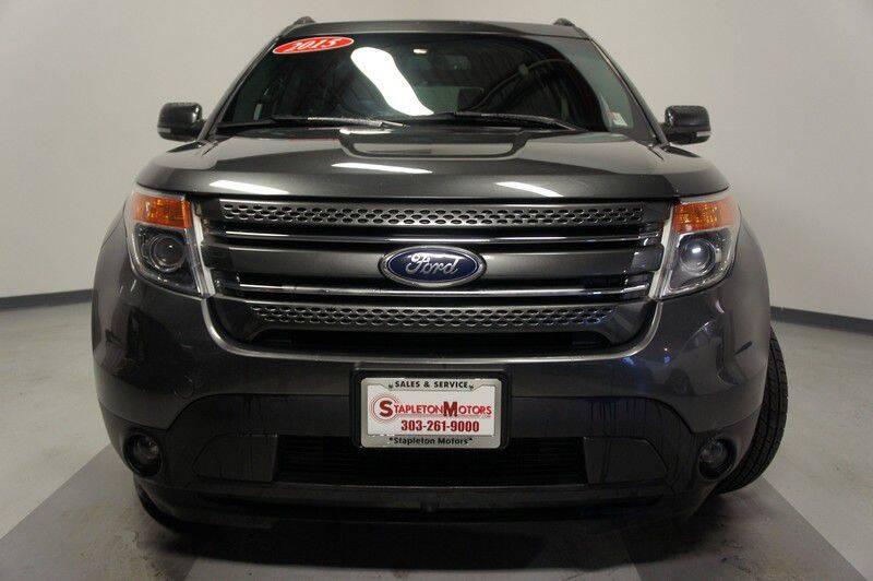 2015 Ford Explorer Limited (image 2)