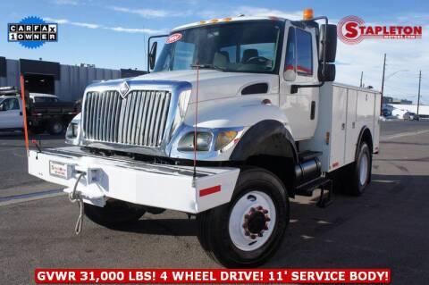2004 International WorkStar 7400 for sale at STAPLETON MOTORS in Commerce City CO