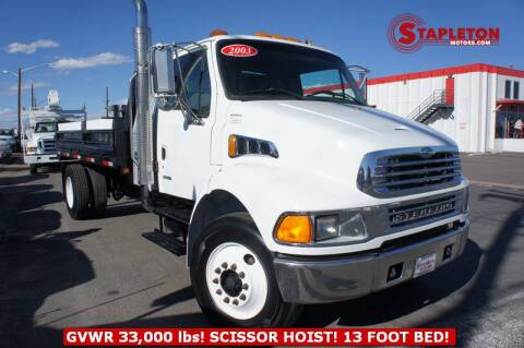2003 Sterling M8500 Acterra for sale at STAPLETON MOTORS in Commerce City CO