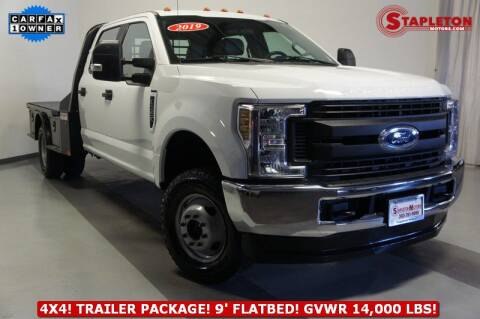 2019 Ford F-350 Super Duty for sale at STAPLETON MOTORS in Commerce City CO